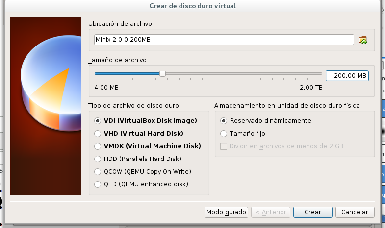 Installing Minix 2 0 0 on a VirtualBox VM – A ghost in the $HELL